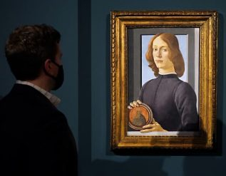 a-rare-botticelli-portrait-could-fetch-80-million-in-sothebys-auction