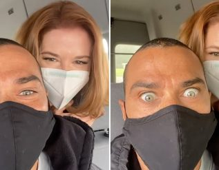 jesse-williams-and-sarah-drew-reunite-on-greys-anatomy-set