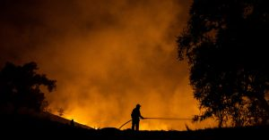 PG&E Charged With Crimes in 2019 California Wildfire