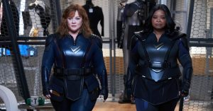 'Thunder Force' Review: Saving Chicago, One Mutant at a Time
