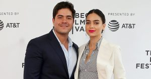 Melissa Barrera and Paco Zazueta's Cutest Pictures Together