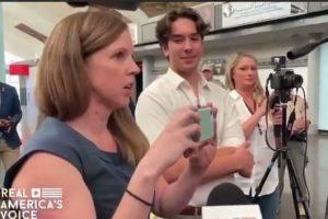 """BRUTAL! Vernon Jones DESTROYS Leftist AZ Reporter On Ridiculous Question: """"NEXT QUESTION"""" (VIDEO)"""