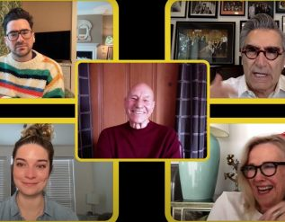 sir-patrick-stewart-interviews-schitts-creek-cast-video
