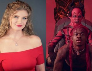 satanic-rapper-lil-nas-threatens-to-rape-gun-girl-kaitlin-bennetts-father-during-twitter-spat