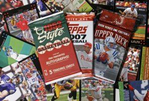 Baseball card company Topps to go public through SPAC deal