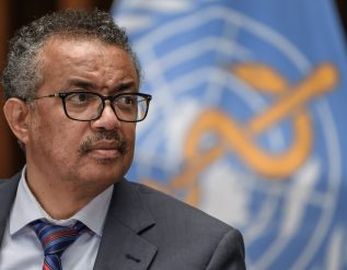 who-chief-warns-infection-rate-approaching-highest-level-ever