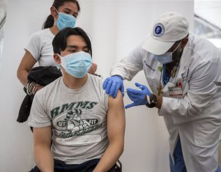 half-of-u-s-adults-have-received-at-least-one-covid-vaccine-shot