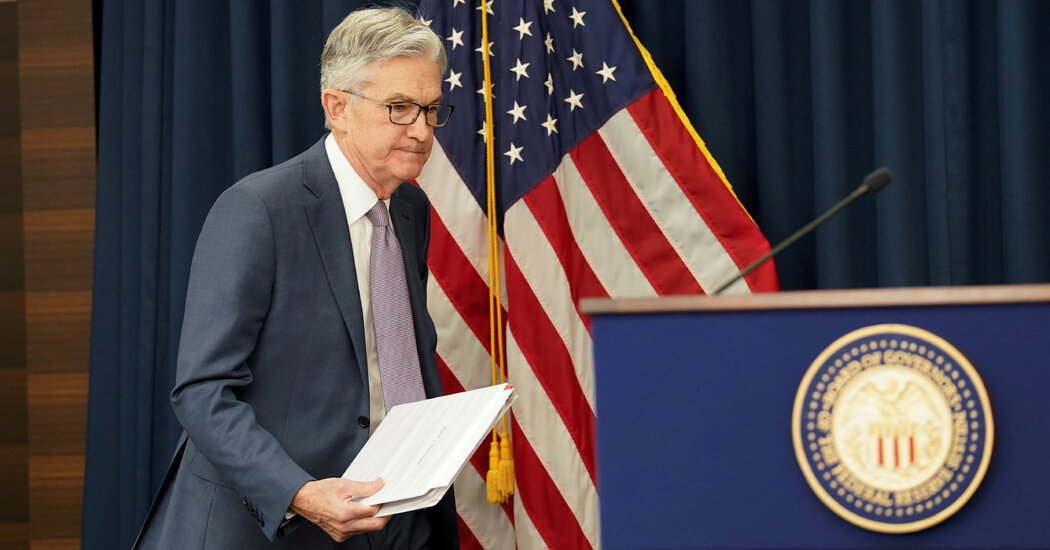 fed-chief-says-u-s-economy-is-at-an-inflection-point-as-risks-remain