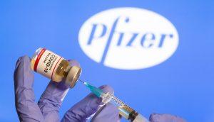 Pfizer PFE earnings Q1 2021