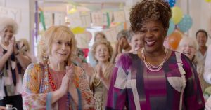 'Queen Bees' Review: Mean Girls on Social Security